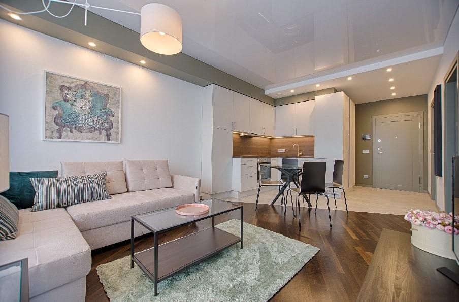 Diseño interior de hogar