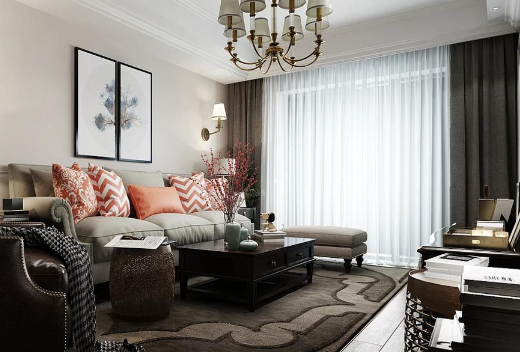 Diseño vibrante para el hogar